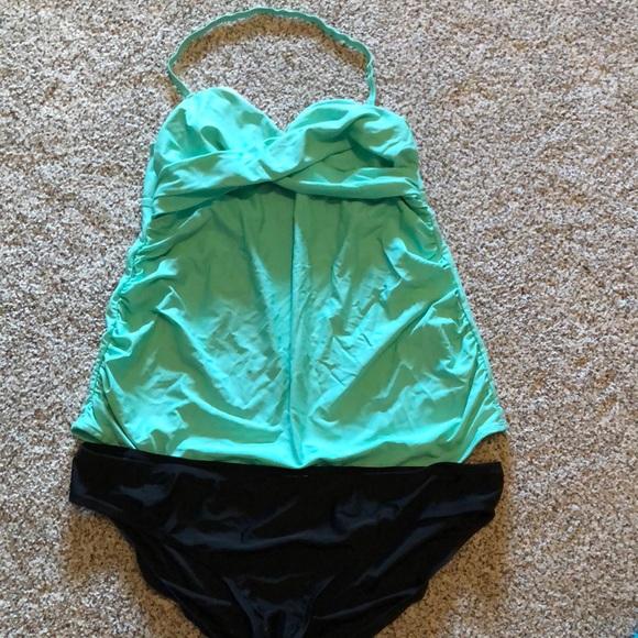 18a5bbdc5a Liz Lange for Target Swim | Maternity Suit | Poshmark